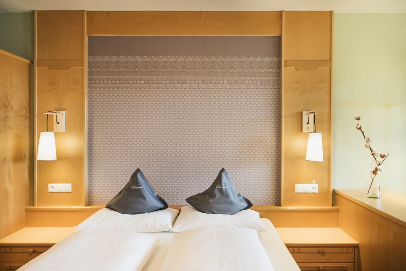 Doppelzimmer Hofa - 2. Etage - Hotel Gitschberg